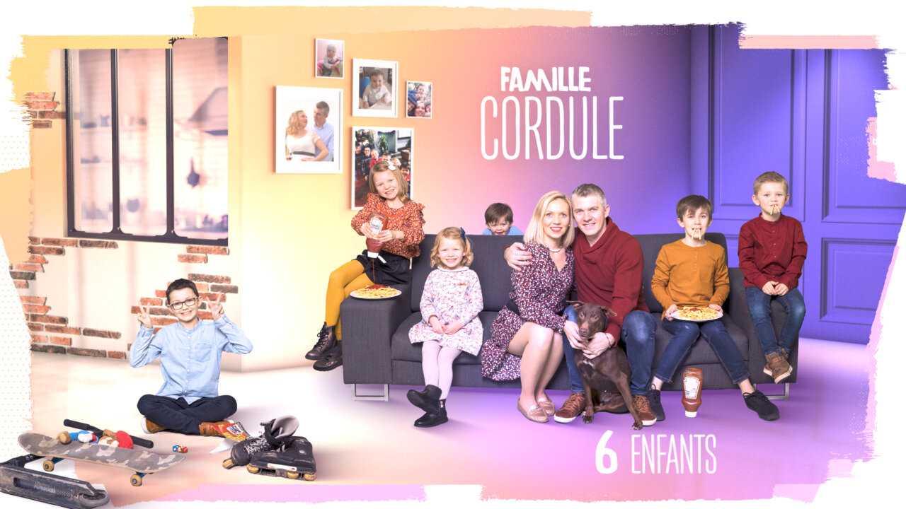Sur TF1 dès 09h40 : Familles nombreuses : la vie en XXL