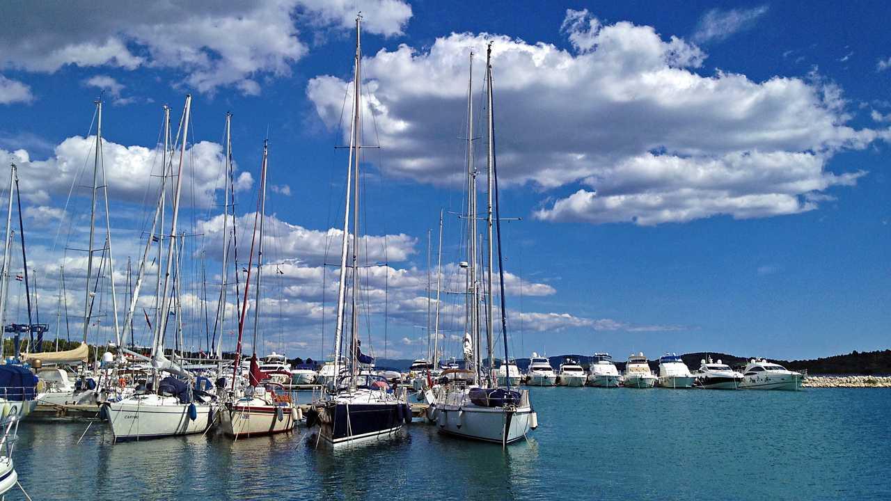 Sur Nautical Channel dès 09h00 : Sail-Ho