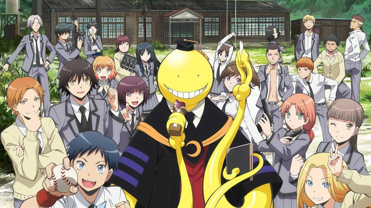 Sur Mangas dès 22h55 : Assassination Classroom