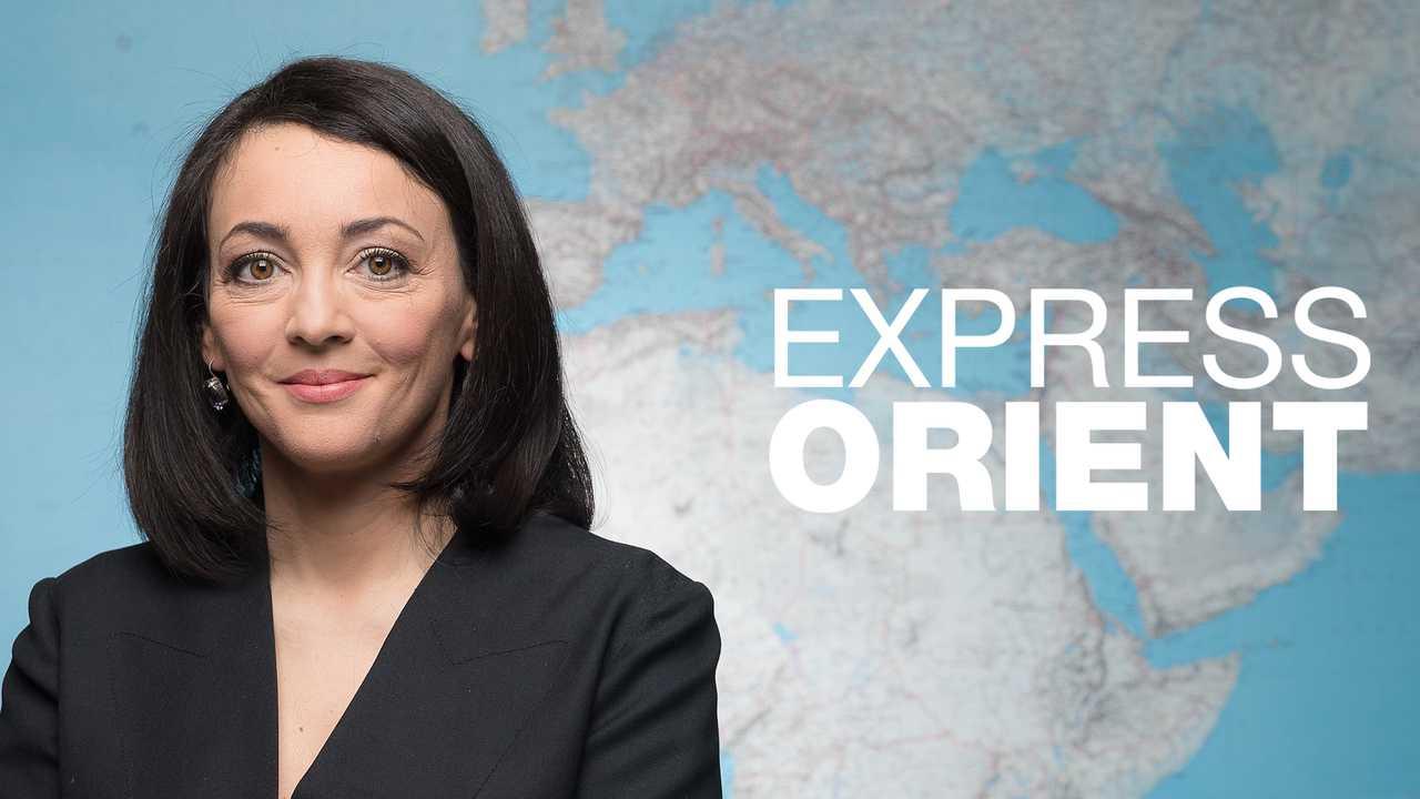 Sur France 24 dès 17h45 : Express Orient