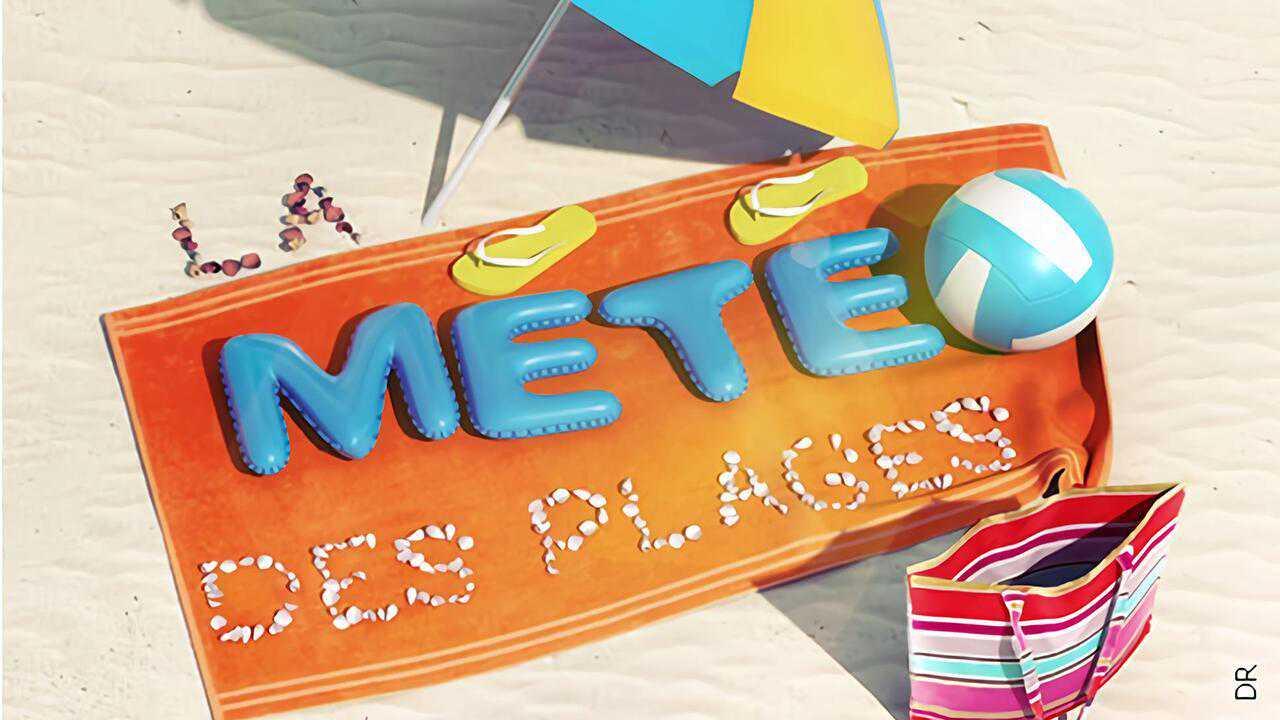 Sur TF1 dès 13h48 : Météo des plages