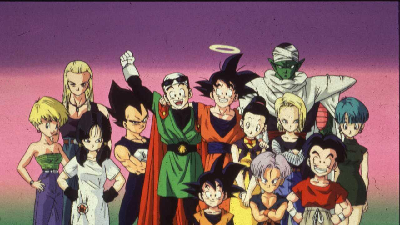 Sur Mangas dès 19h00 : Dragon Ball Z
