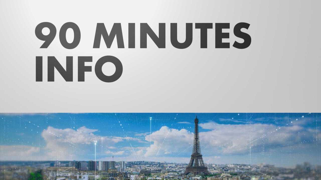 Sur CNEWS dès 15h29 : 90 minutes Info