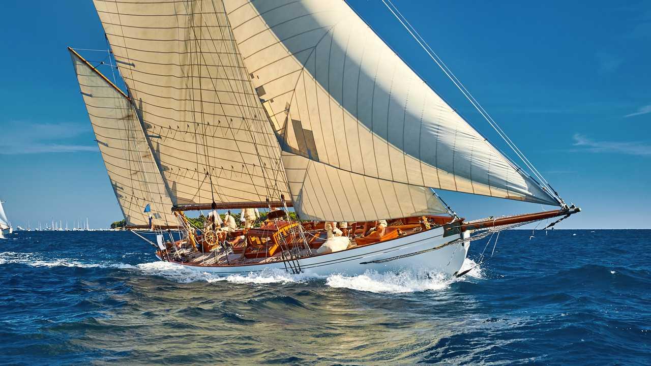 Boat Show 4K