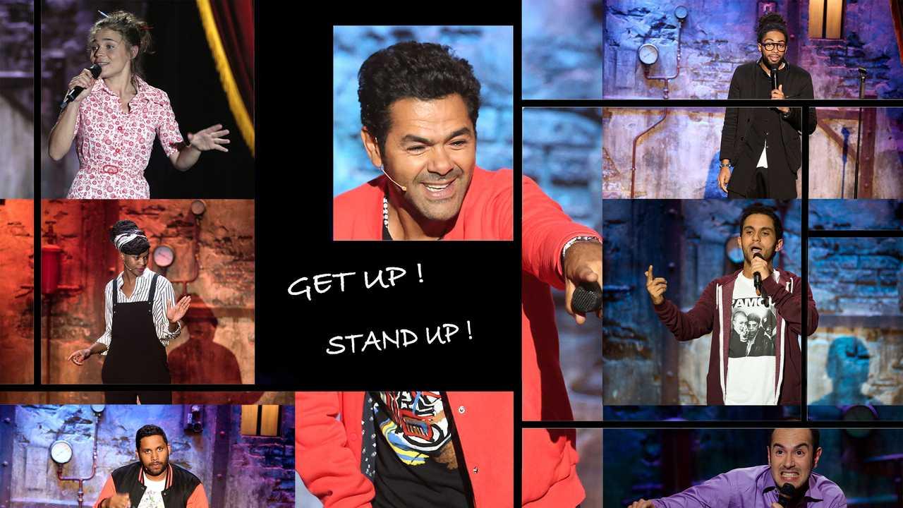 Sur Comedie Plus dès 22h50 : Get-up stand-up