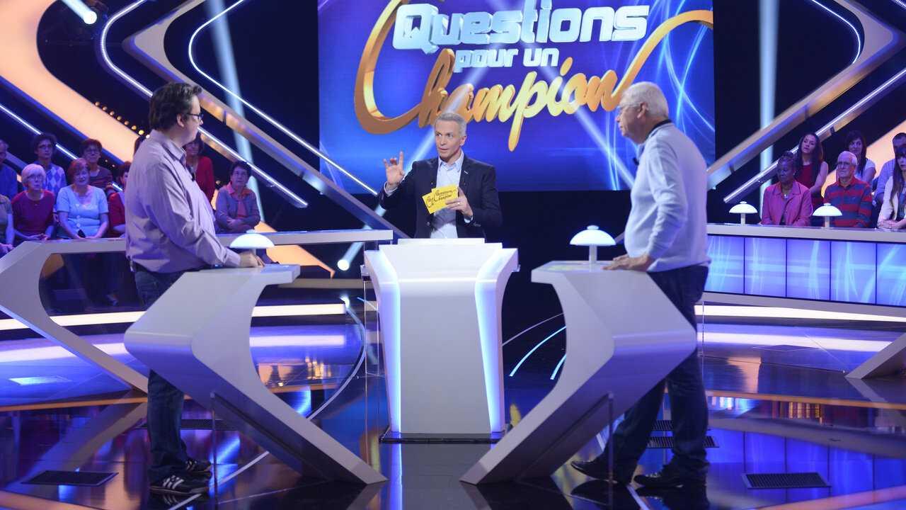 Sur TV5 Monde dès 12h15 : Questions pour un champion