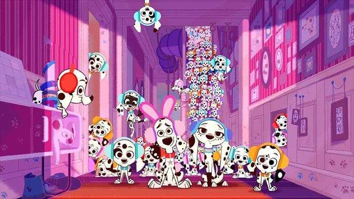 Sur Disney Channel dès 22h15 : 101, rue des Dalmatiens