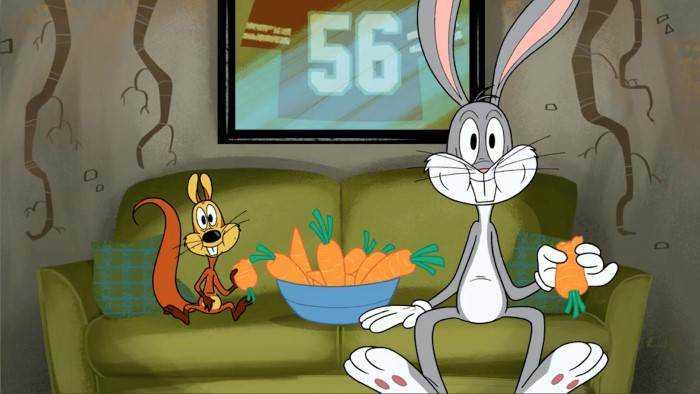 Sur Boomerang dès 16h25 : Bugs ! Une Production Looney Tunes