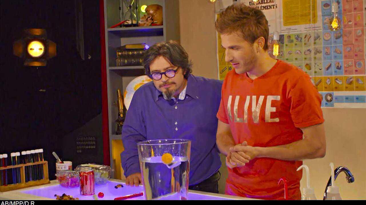 Sur Science et Vie TV dès 08h53 : Ramène ta science !