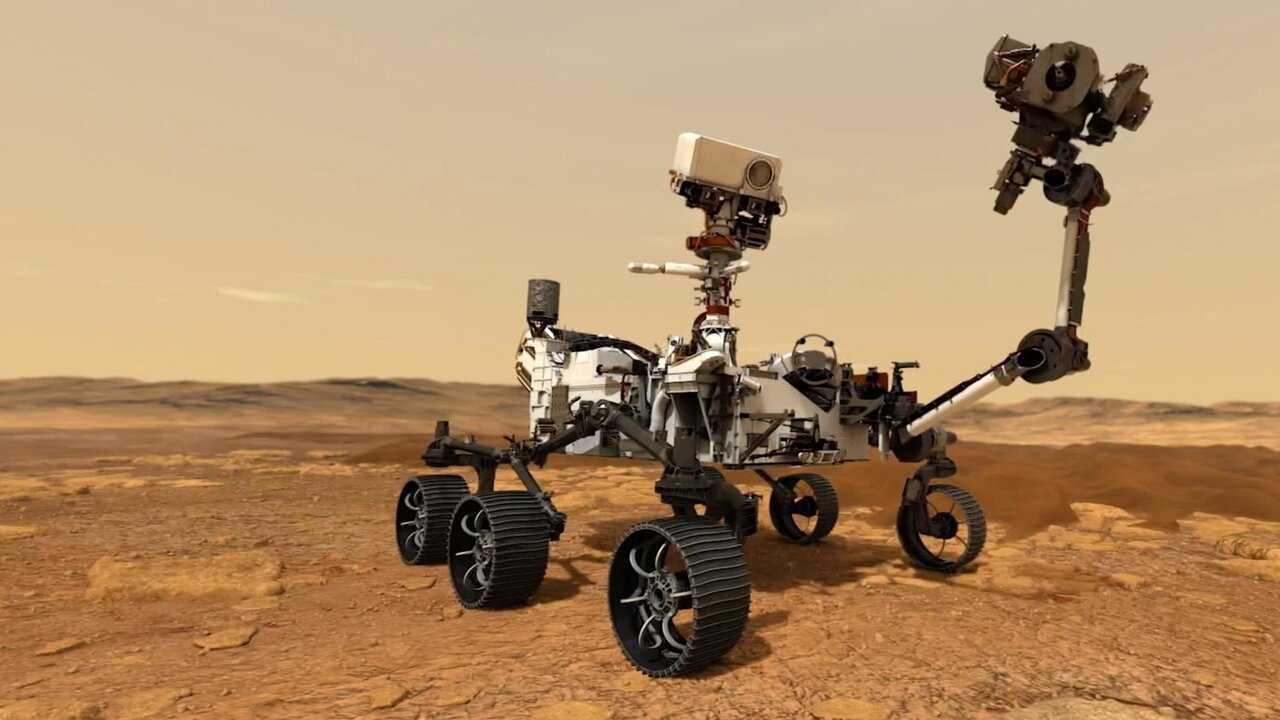 Sur Arte dès 22h30 : Mars, en quête de vie