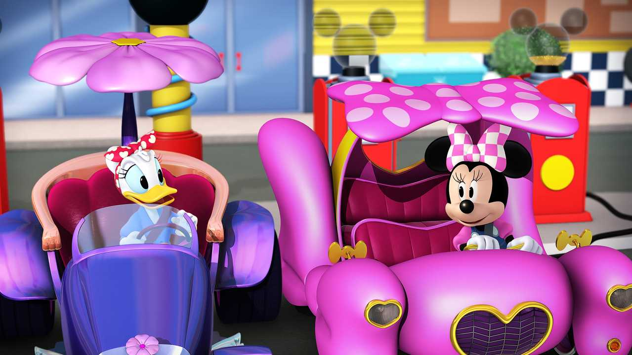 Sur Disney Channel Junior dès 08h55 : Mickey et ses amis : top départ !