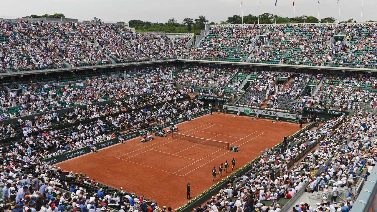Sur France 3 dès 20h14 : Le journal de Roland-Garros