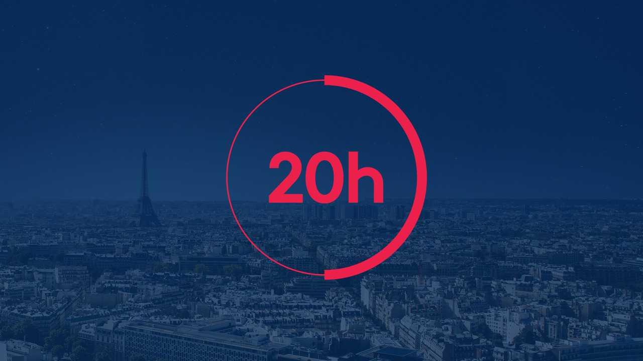 Sur France 2 dès 20h00 : Journal 20h00