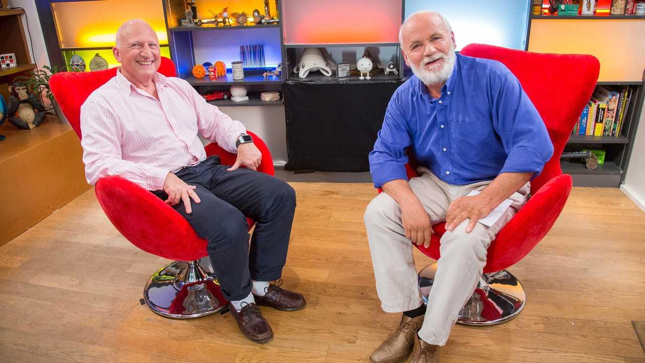 Sur Science et Vie TV dès 17h00 : Le mag de la science : hebdo