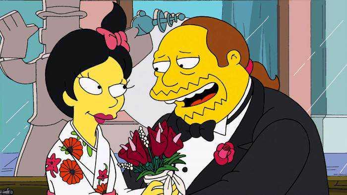 Sur serieclub dès 23h50 : Les Simpson