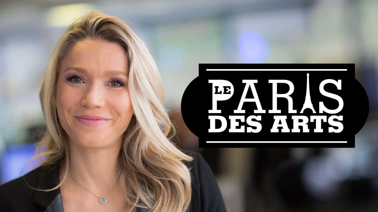 Sur France 24 dès 11h10 : Le Paris des arts