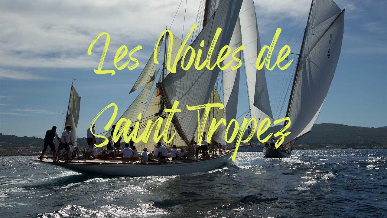 Sur Nautical Channel dès 07h30 : Les Voiles De Saint Tropez