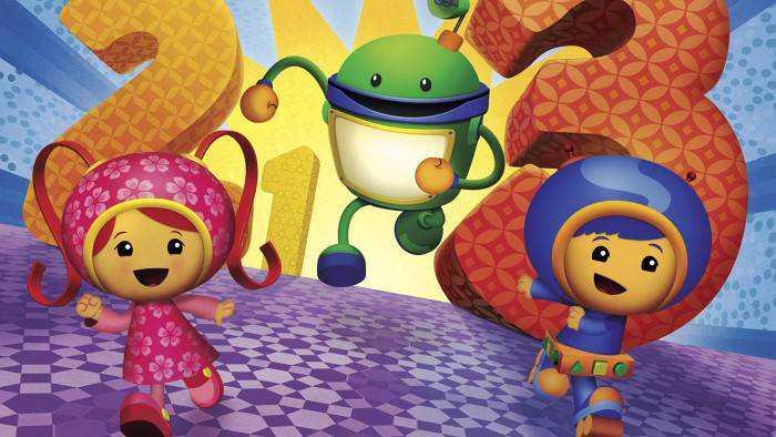 Sur Nickelodeon Junior dès 14h40 : Umizoomi