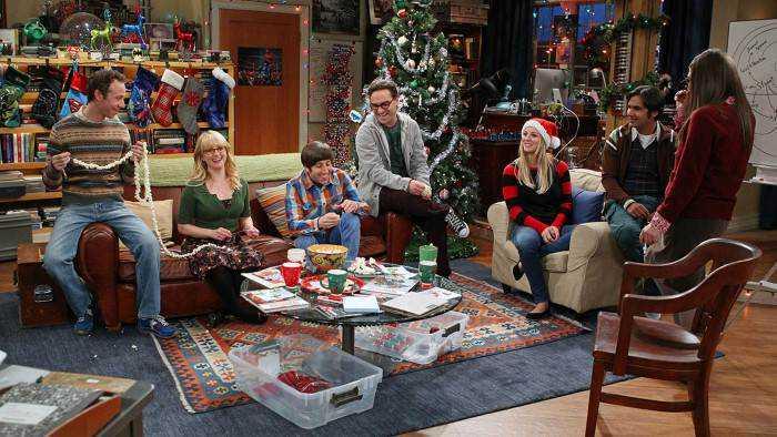 Sur NRJ 12 dès 17h15 : Big Bang Theory