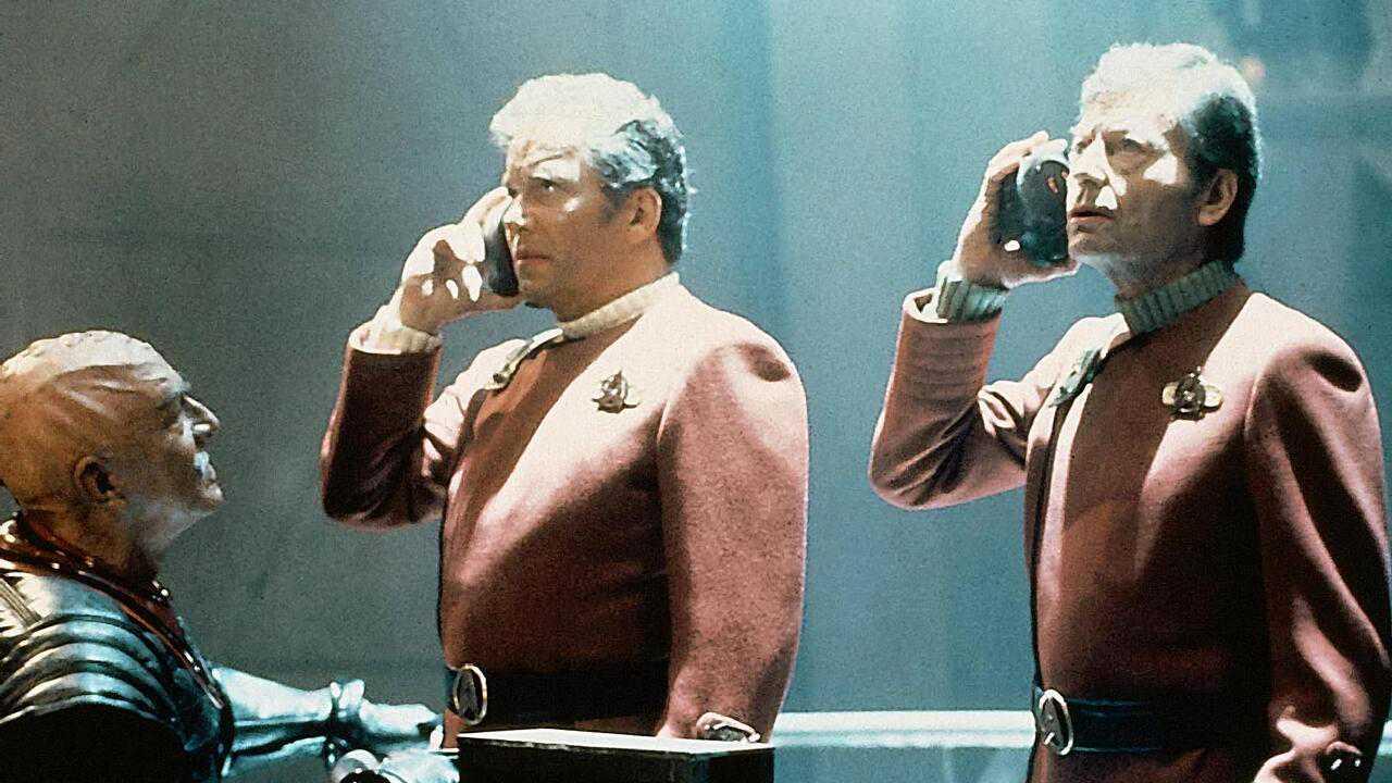Sur Paramount Channel dès 16h30 : Star Trek IV : retour sur Terre