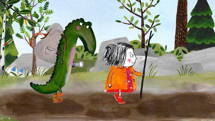 Sur Canal Plus Family dès 07h31 : Rita et Crocodile