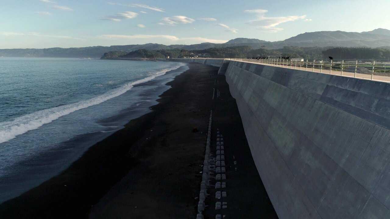 Sur Ushuaia TV dès 07h15 : La grande muraille du Japon