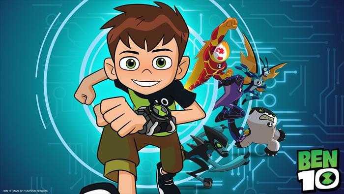 Sur Cartoon Network dès 11h25 : Ben 10