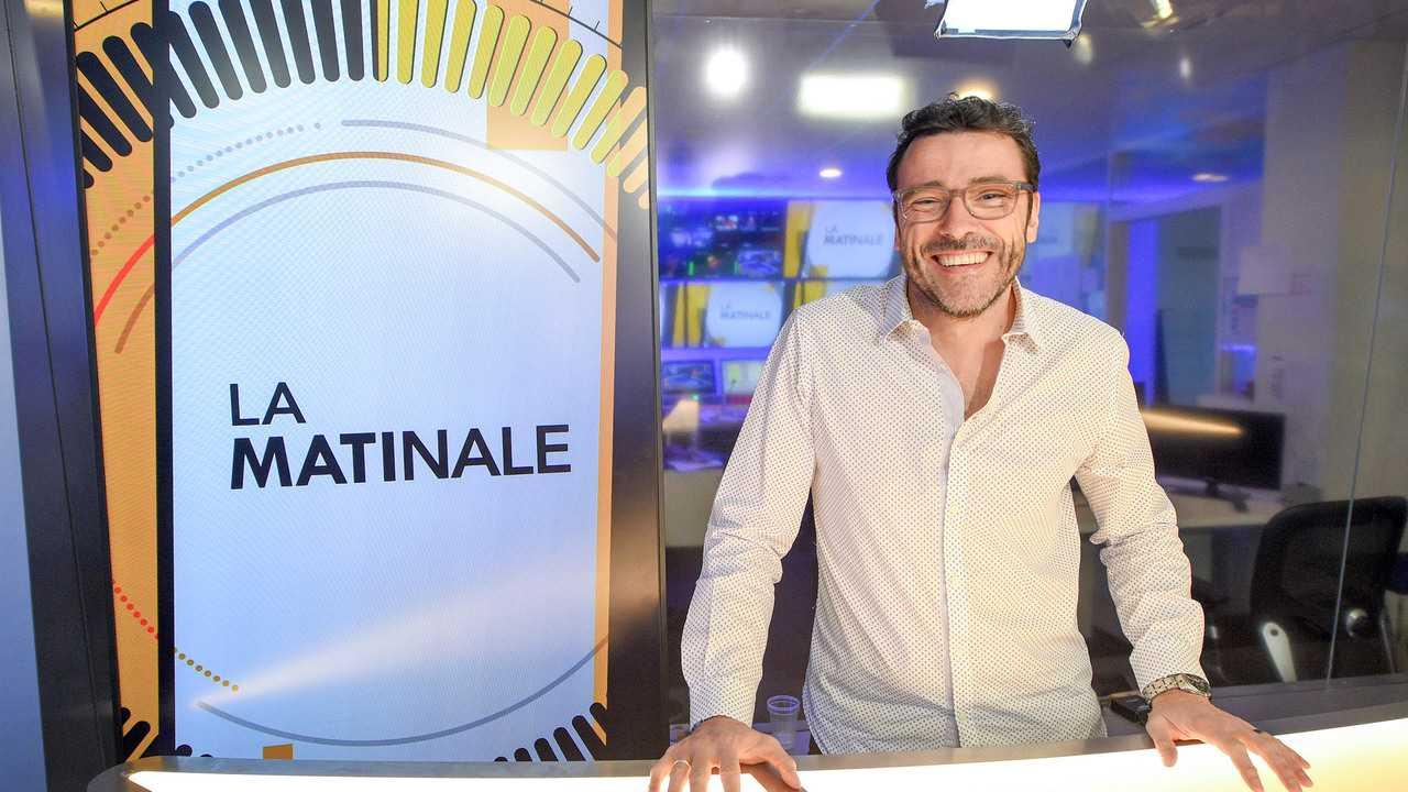 Sur Infosport Plus dès 06h00 : La matinale