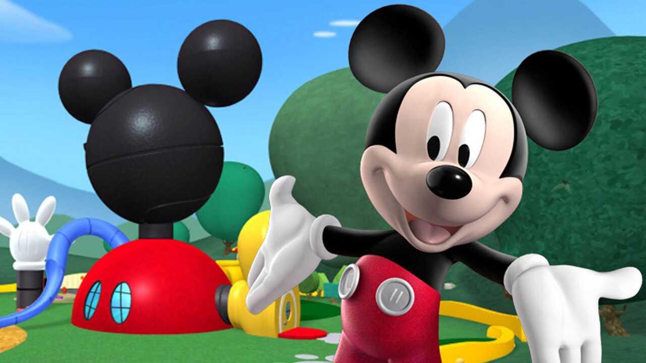 Sur Disney Channel Junior dès 06h00 : La maison de Mickey