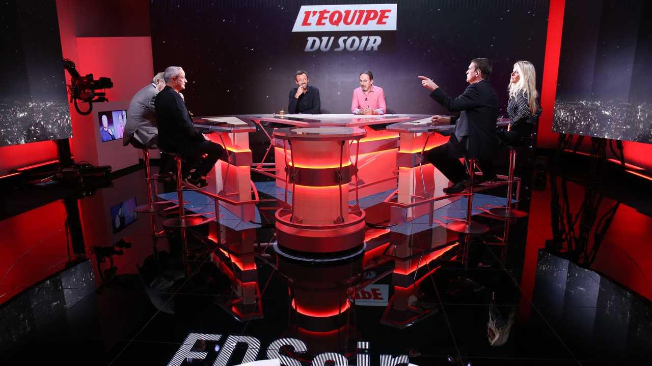 Sur L Equipe dès 19h45 : L'Equipe du soir
