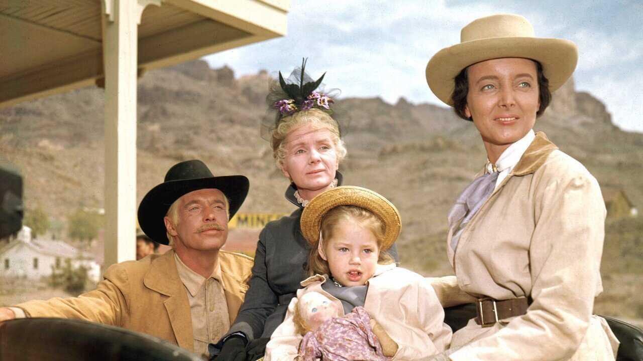 Sur TCM Cinema dès 13h10 : La Conquête de l'Ouest