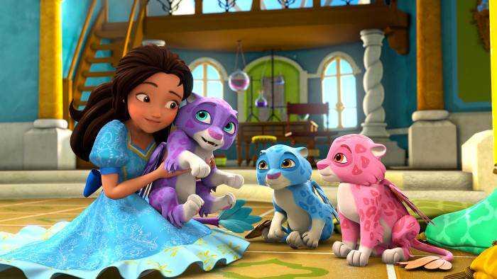 Sur Disney Channel dès 18h50 : Elena d'Avalor