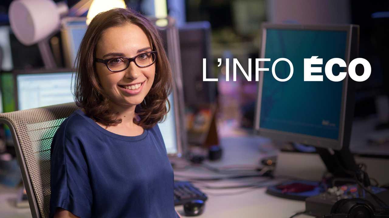 Sur France 24 dès 06h20 : L'info éco