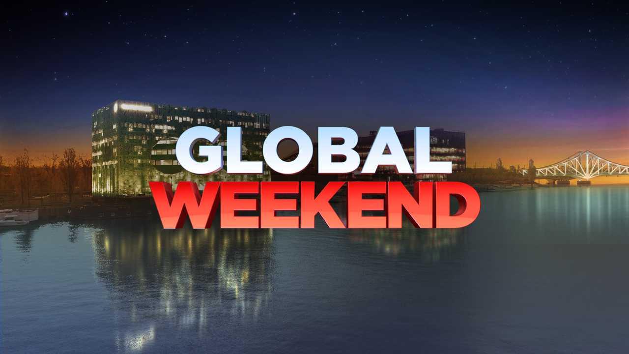 Sur Euronews dès 06h00 : Global Week-End