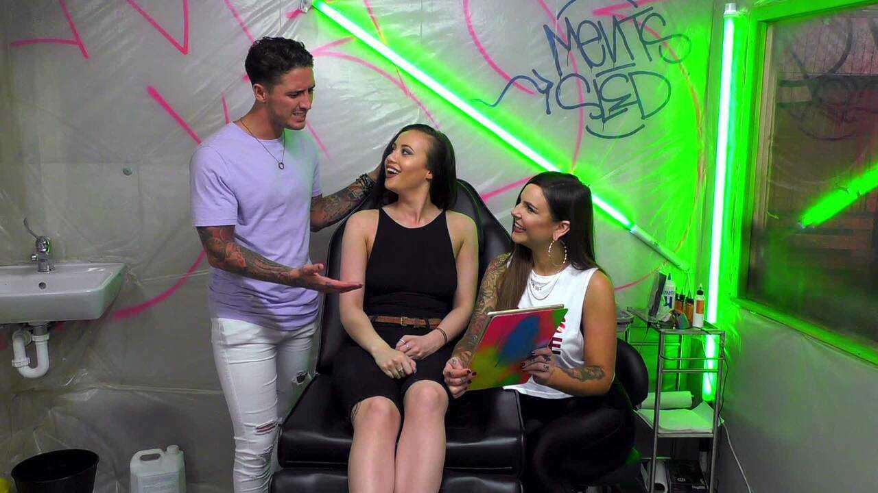 Sur MTV dès 21h40 : Just Tattoo of Us