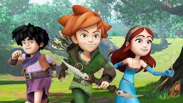 Sur Disney Channel dès 14h00 : Robin des Bois, malice à Sherwood