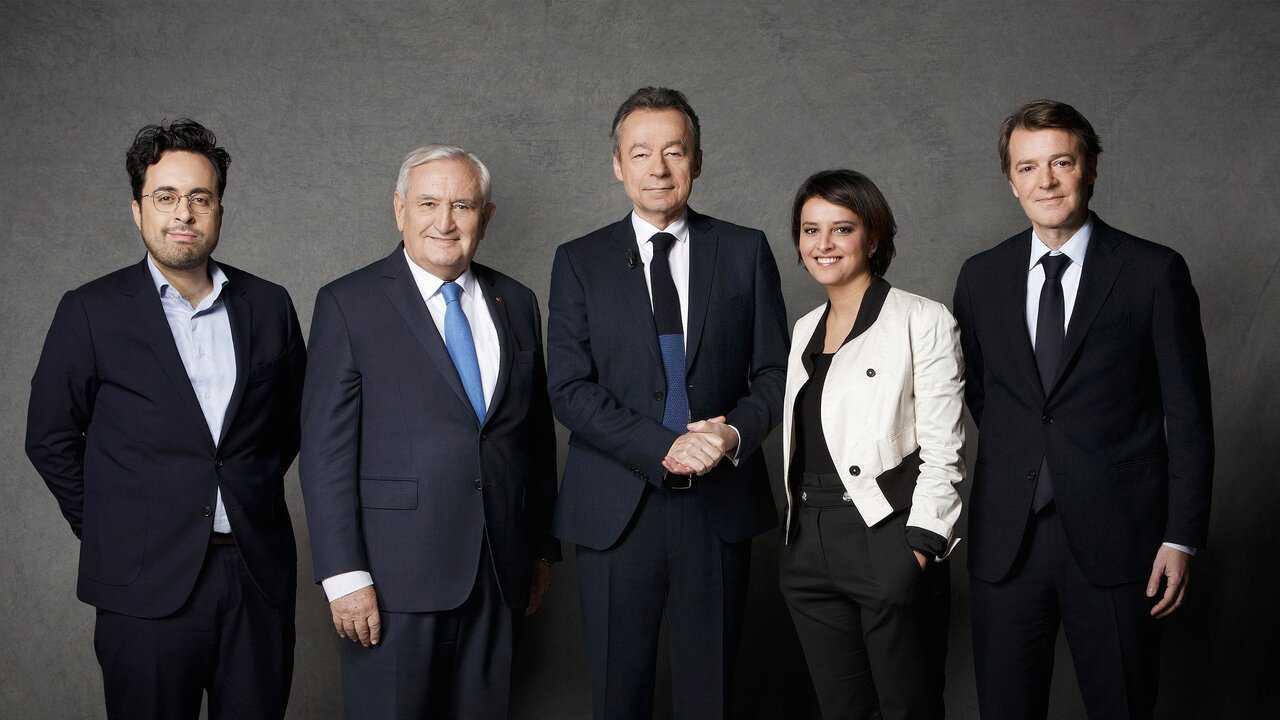 Sur Canal Plus dès 16h56 : Profession : ministre