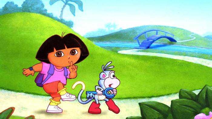 Sur Nickelodeon Junior dès 06h00 : Dora l'exploratrice