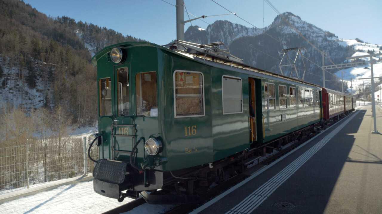 Sur National Geographic dès 11h30 : Des trains pas comme les autres
