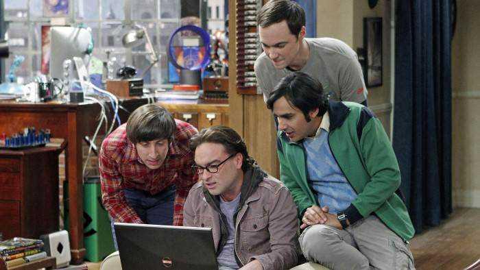 Sur NRJ 12 dès 18h35 : Big Bang Theory