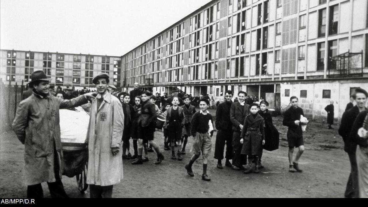 Sur Toute L Histoire dès 21h34 : Drancy, sous la cité le camp