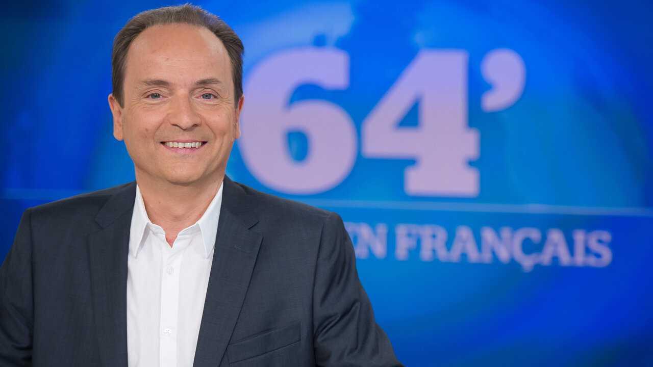 Sur TV5 Monde dès 18h30 : 64' le monde en français
