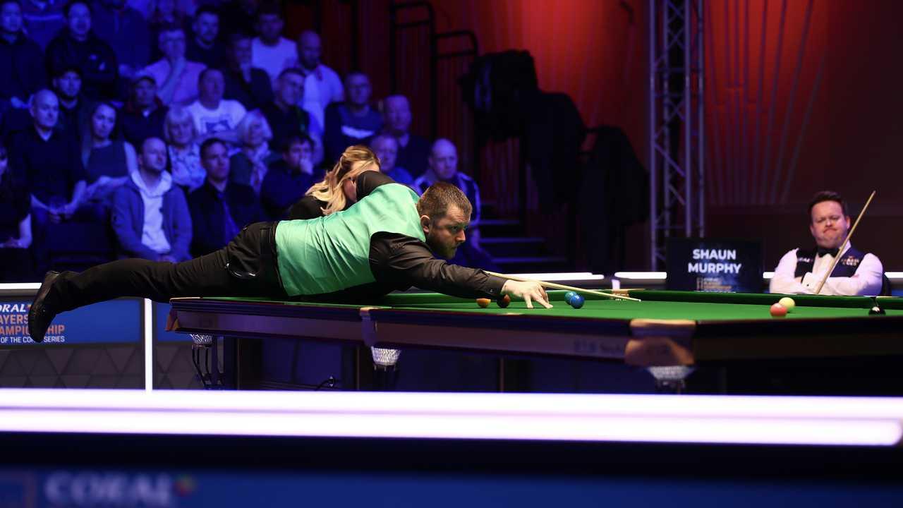 Sur Eurosport 1 dès 20h00 : Snooker : Championnat du monde