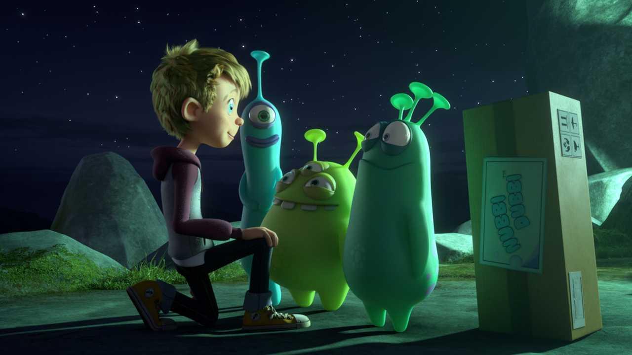Sur Cine Plus Famiz dès 09h54 : Léo et les extraterrestres