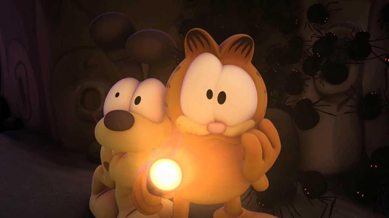 Sur Boomerang dès 07h10 : Garfield & Cie