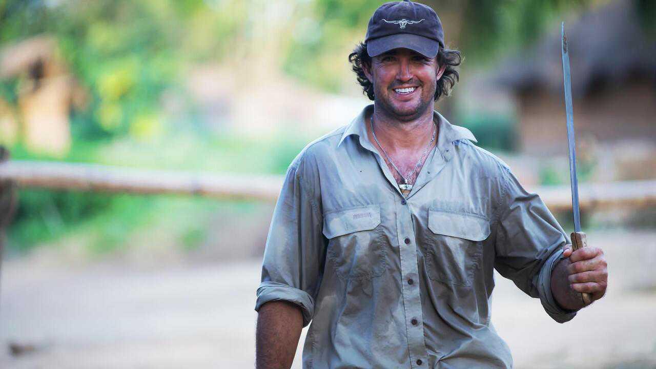 Sur National Geographic Wild dès 20h45 : Man vs Crocodile