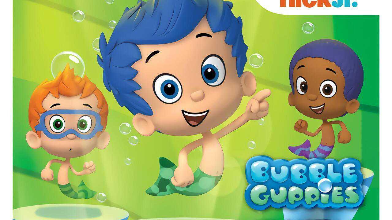 Sur Nickelodeon Junior dès 14h10 : Bubulle Guppies