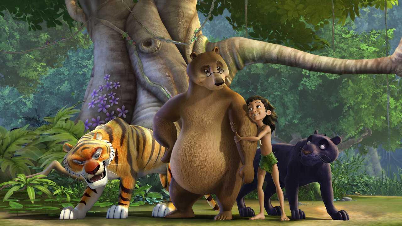 Sur Piwi Plus dès 14h27 : Le livre de la jungle *2010