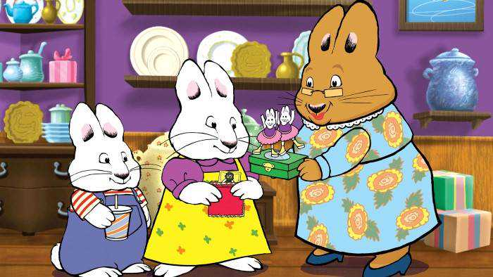 Sur Nickelodeon Junior dès 21h50 : Max et Ruby