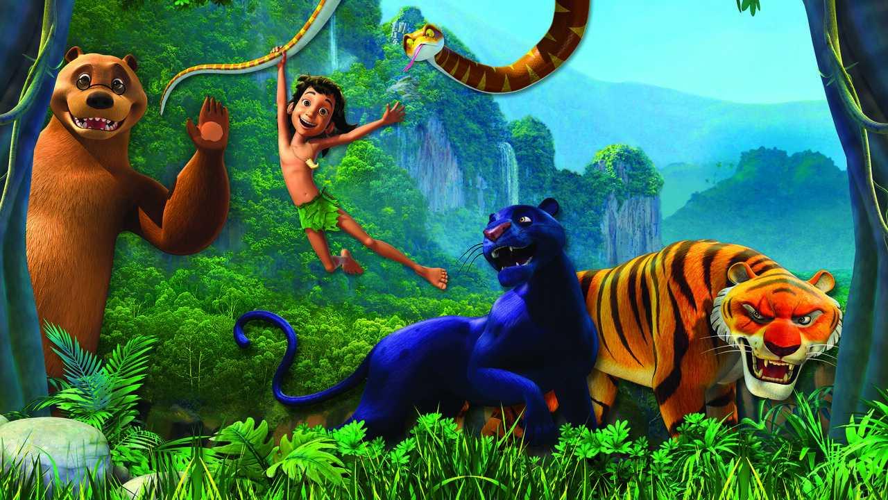 Sur Piwi Plus dès 15h01 : Le livre de la jungle *2010